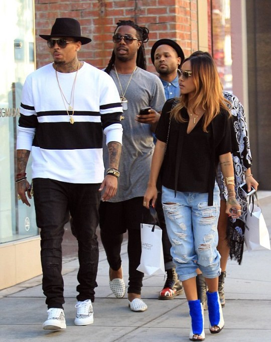Chris-Brown-Casely-Hayford-sweatshirt